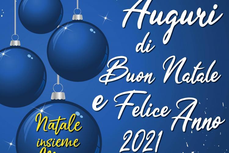 Auguri Di Buon Natale 2021 Video.Buon Natale Insieme Comune Di Marino