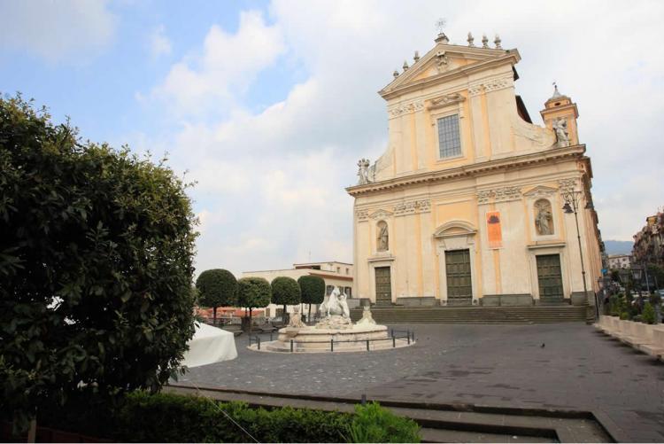 Basilica di San Barnaba a Marino
