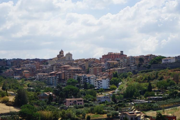 Vista Città di Marino