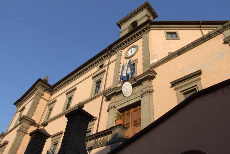 Palazzo Colonna - Sede comunale