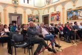 Il pubblico presente nella Sala Consiliare