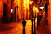Veltro Emanuela - Via Roma: luci e simmetrie